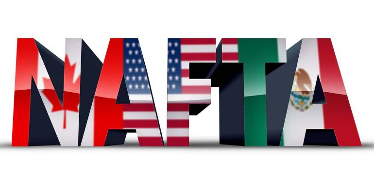 7th ROUND OF NAFTA TALKS WRAP UP