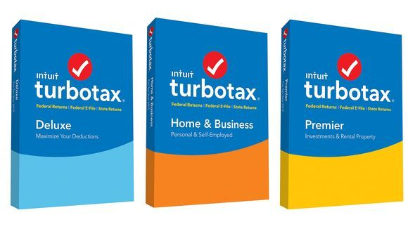 PROBLEMS CROPPING UP WITH VARIOUS VERSIONS OF INTUIT'S TURBO TAX PROGRAMS