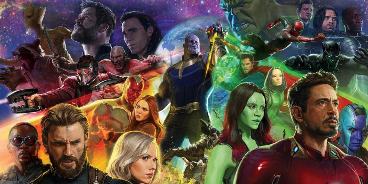 AVENGERS: INFINITY WAR HAULS IN MORE THAN 250-MILLION ON ITS OPENING WEEKEND