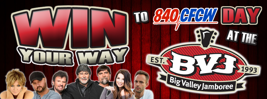 Win Your Way to CFCW Day at the BVJ