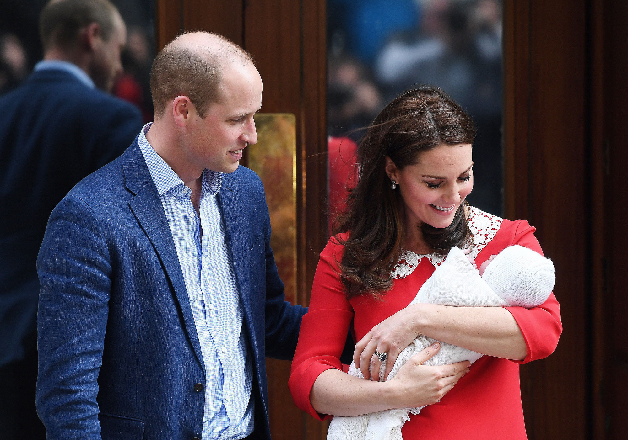 NEW ROYAL BABY HAS A NAME!