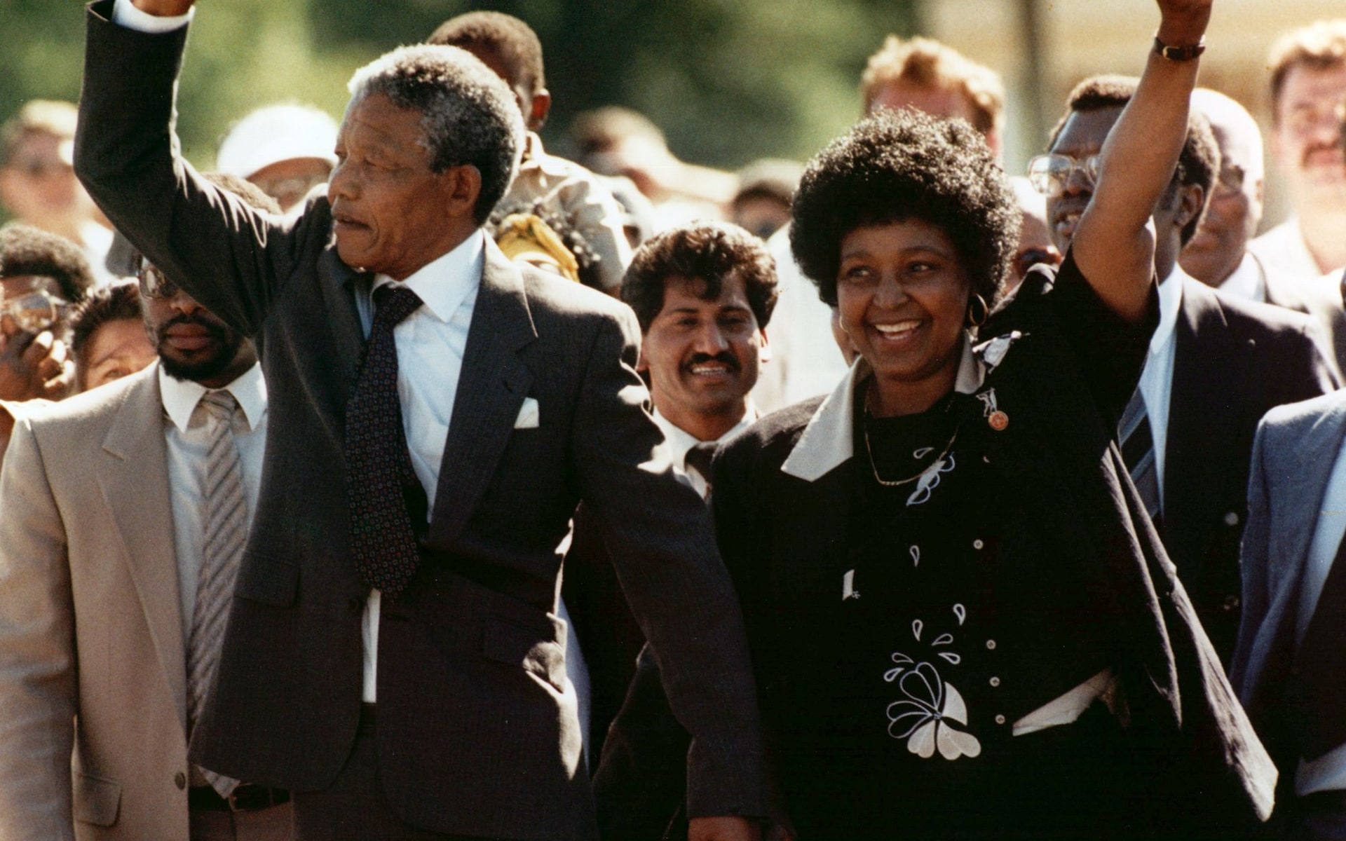 ANTI-APARTHEID ACTIVIST WINNIE MANDELA PASSES AWAY