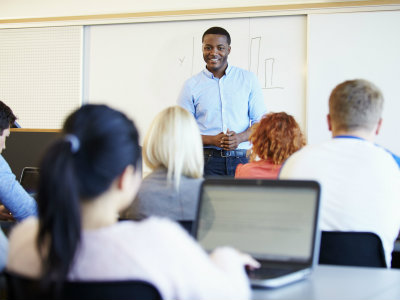 NEW STUDY SAYS COMPANIES SHOULD PUT MORE MONEY INTO BOOSTING TRAINING FOR CURRENT EMPLOYEES