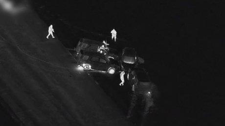 EDMONTON-FORT SASKATCHEWAN CRIME SPREE SUSPECTS FACING 100 CHARGES