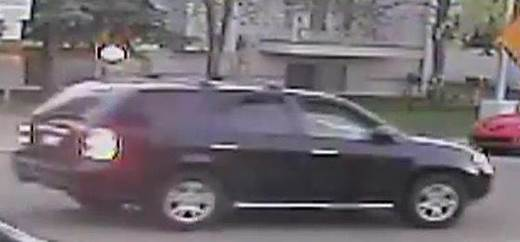 EDMONTON POLICE LOOKING FOR HELP TO FIND A VEHICLE BELIEVED TO BE IN A HIT AND RUN LAST WEEKEND