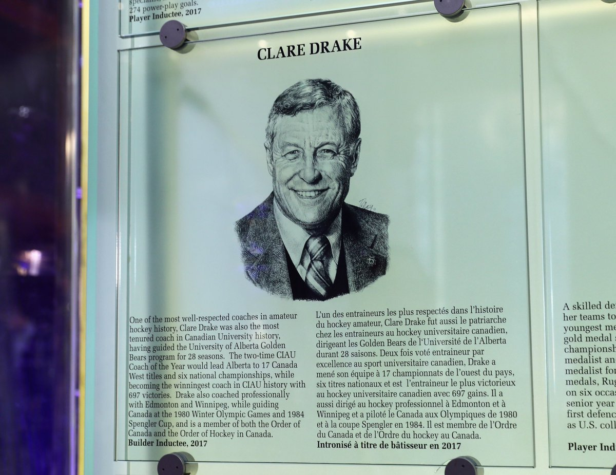 LEGENDARY COACH CLARE DRAKE PASSES AWAY