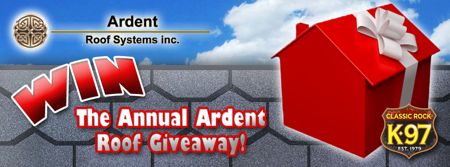 Ardent Roof Systems Annual Roof Giveaway