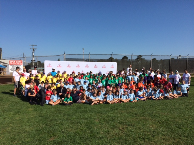 Canadian Tire Jumpstart Games being held for first time in Charlottetown