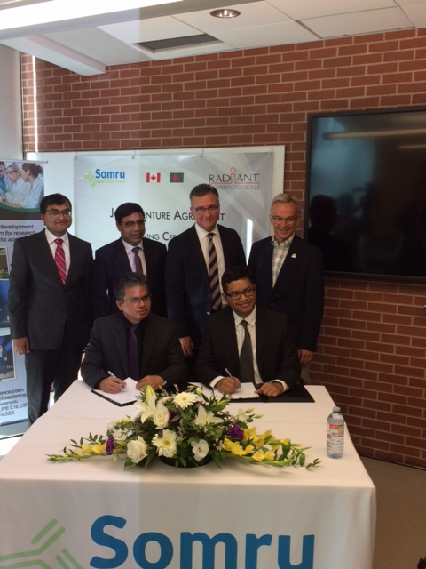 PEI bioscience company Somru enters deal with Bangladesh company