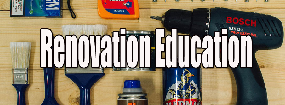 Renovation Education