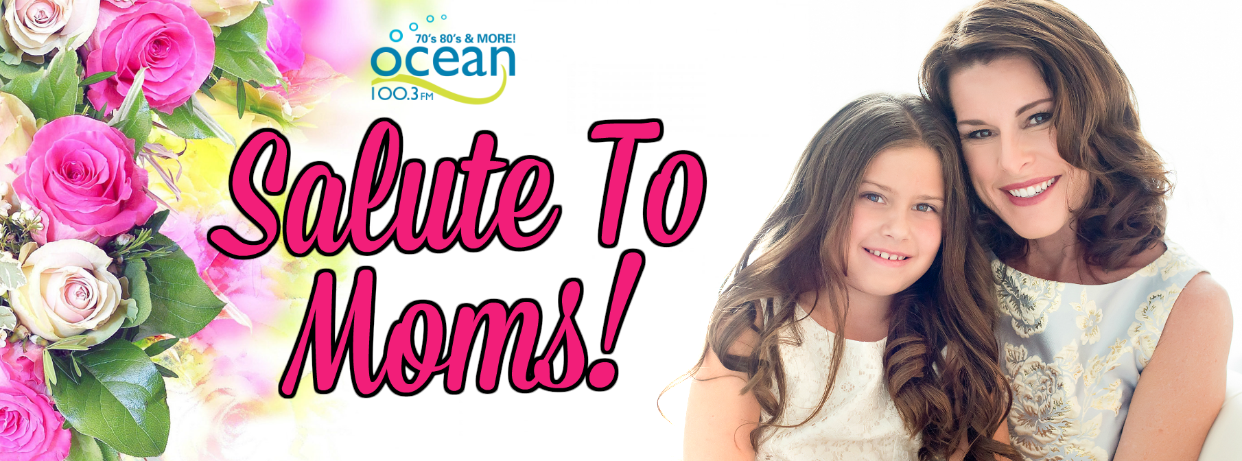 Feature: http://www.ocean100.com/salute-to-moms/