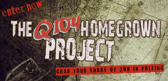 Q104 Homegrown Project 2017