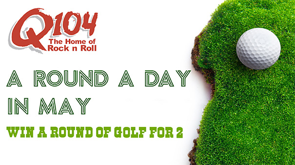 Q104 A ROUND A DAY IN MAY
