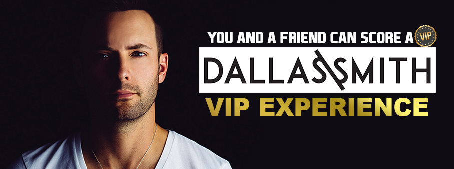 Dallas Smith VIP Experience