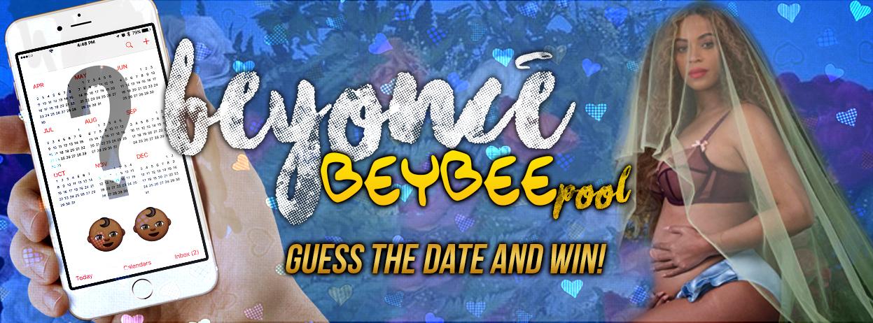 Beyoncé Beybee Pool