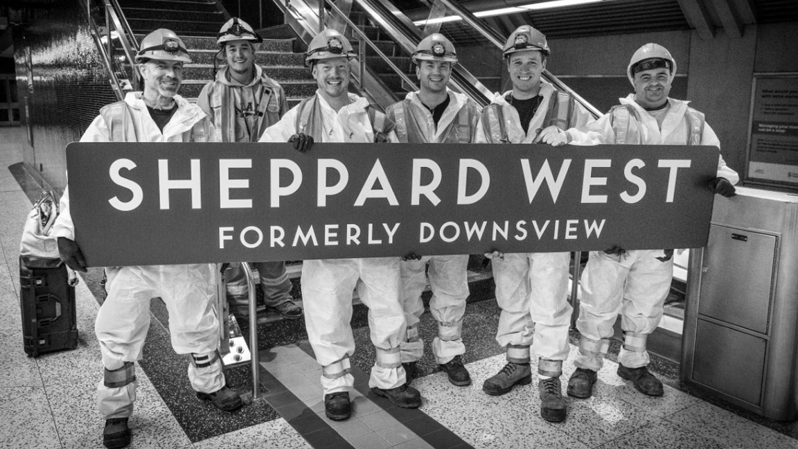 SHEPPARD WEST: The Station Formerly Known As Downsview