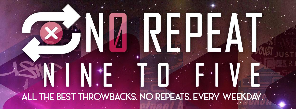 No Repeat 9-5
