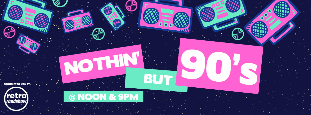 Nothin' but 90's