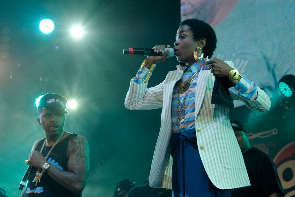 Nas & Lauryn Hill Announce North American Tour