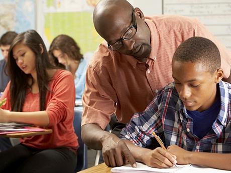 JJ's GOOD NEWS: Teachers Write Encouraging Letter To Students Before SAT Week