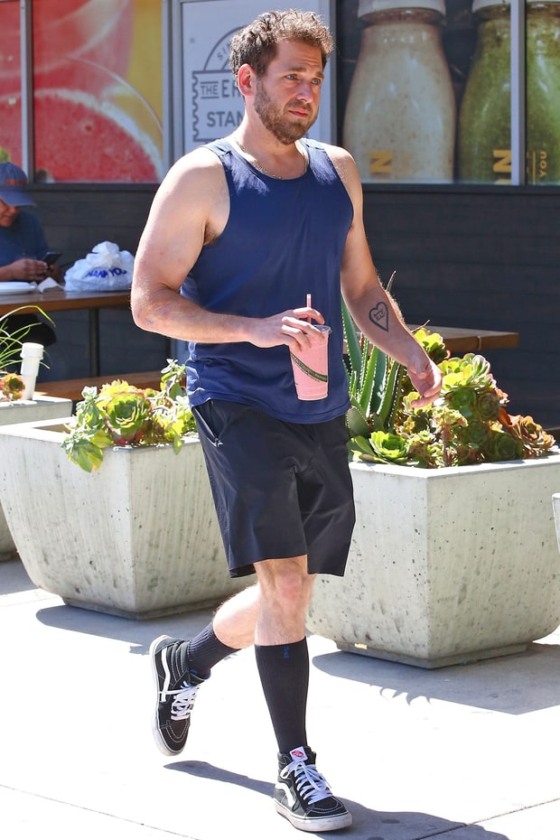 Jonah Hill Leaves L.A. Gym Looking #Fitspo