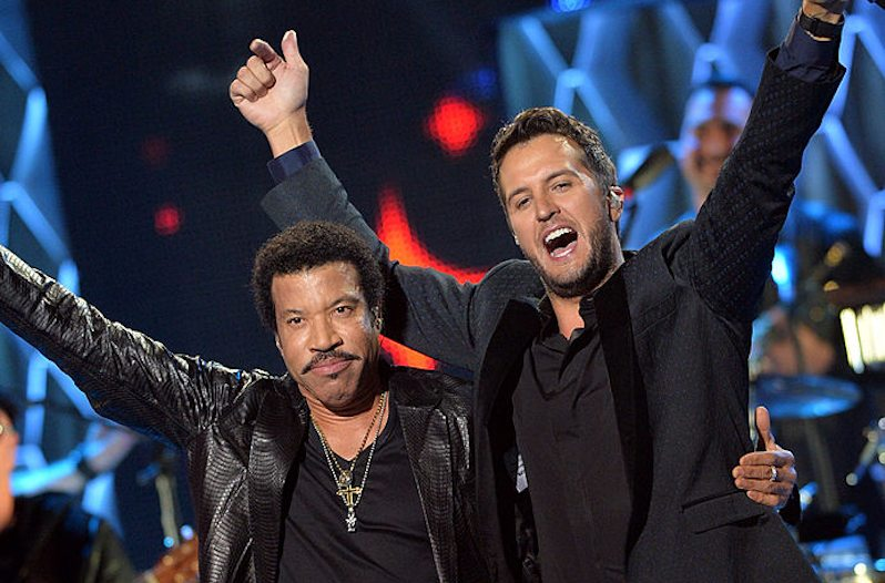 Lionel Richie And Luke Bryan Join Judging Panel For American Idol Reboot