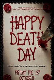 Listen to Sarah Batrok at 9pm for your chance to win: 2 Tickets to the Advanced Screening of Happy Death Day