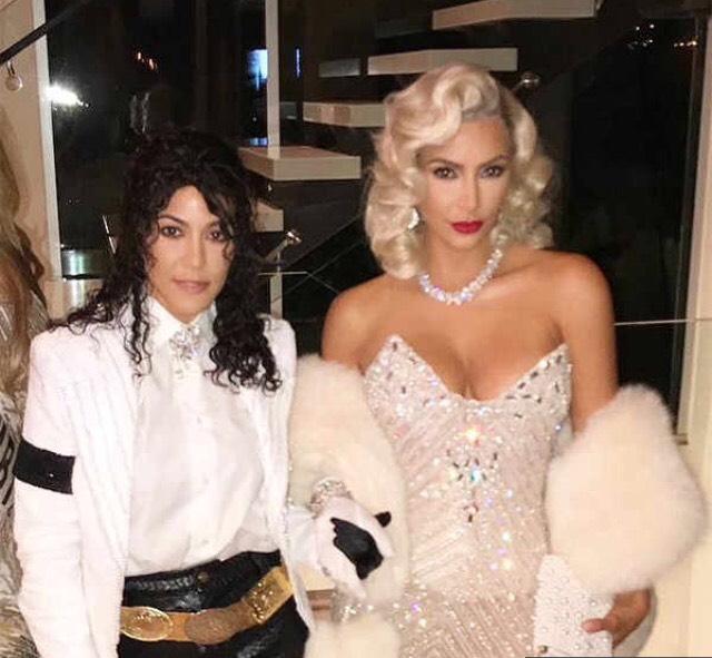 Kim Kardashian Rocks 3 Different Pop Icon Inspired Halloween Costumes!