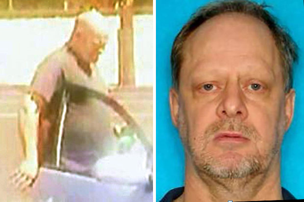 Brother of Vegas shooter arrested for child porn