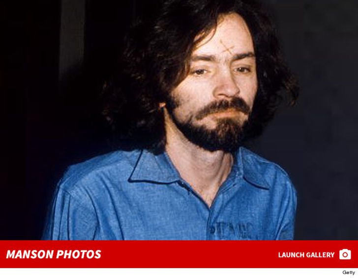Somebody started a Go Fund Me page for Charles Manson's funeral expenses...