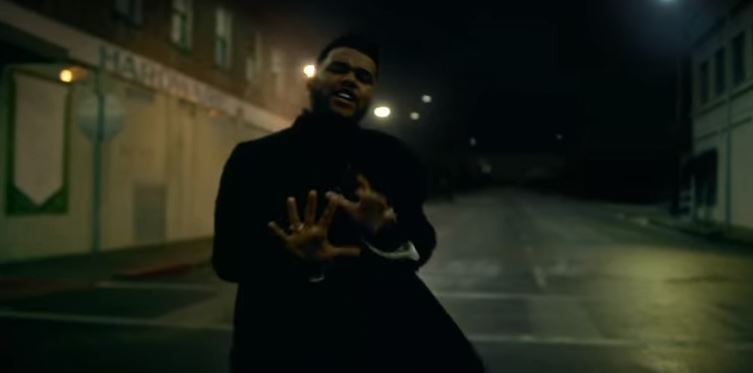 """The Weeknd Drops The Video For """"Call Out My Name"""""""