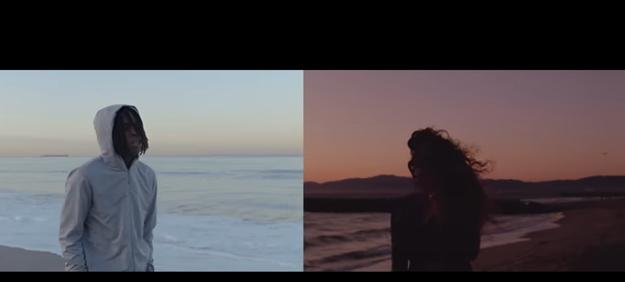 "Daniel Caesar Drops The Video For ""Best Part"" Feat. H.E.R."