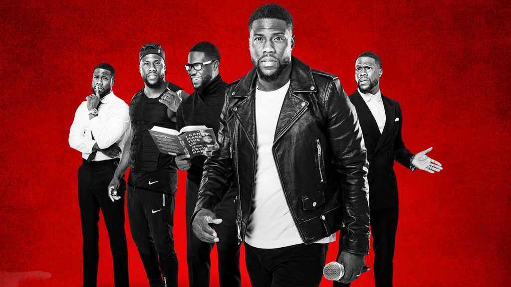 Listen to win Tickets to Kevin's Hart's Irresponsible Tour