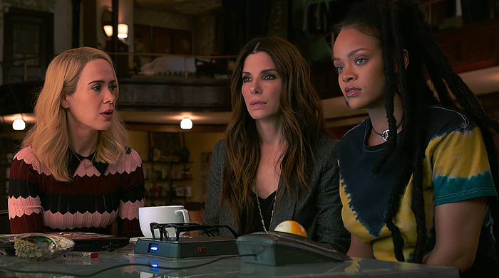 "The New ""Ocean's 8"" Trailer Is Here And Rihanna Is All Over It!!"