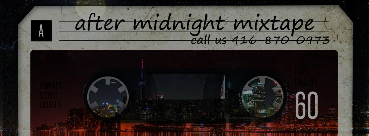 After Midnight Mixtape