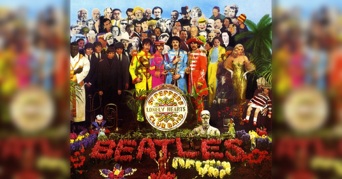 Sgt. Pepper's Lonely Hearts Club Band celebrates it's 50th Anniversary!