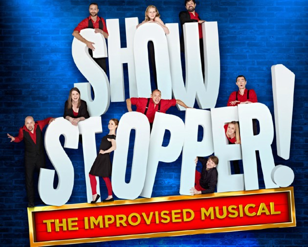 Boombox Lunch – Showstoppers The Improvised Musical