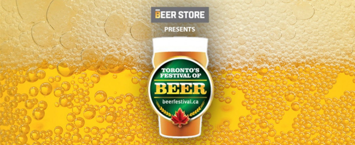 boombox Lunch – Win Tickets to Toronto Festival of Beer