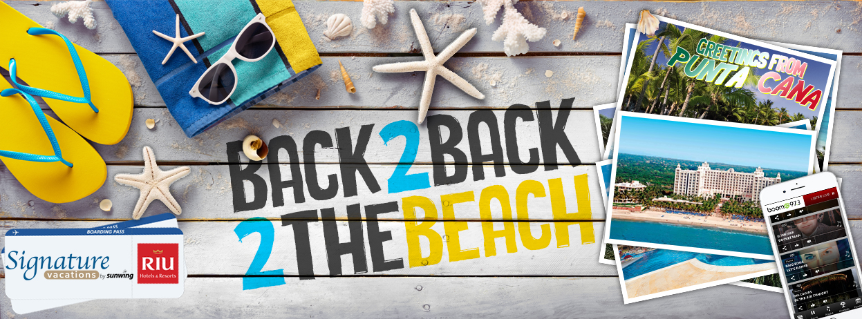 Back 2 Back 2 the Beach - Preview
