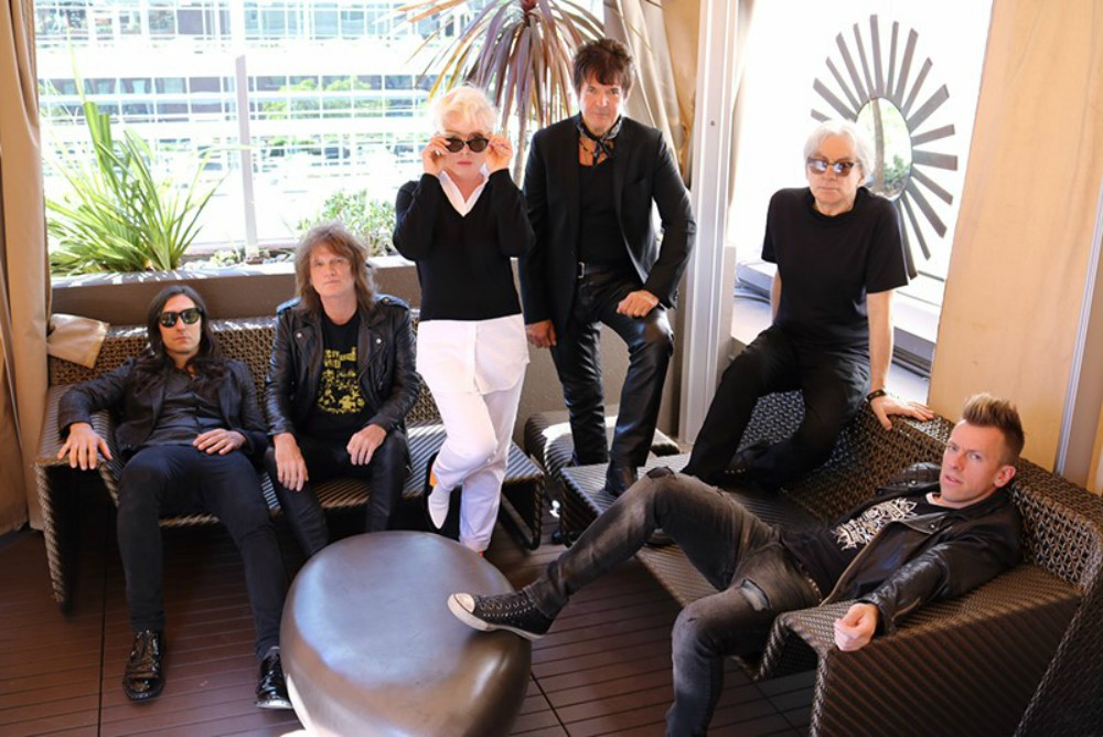 boombox Lunch – Win Tickets to See Blondie in Concert!