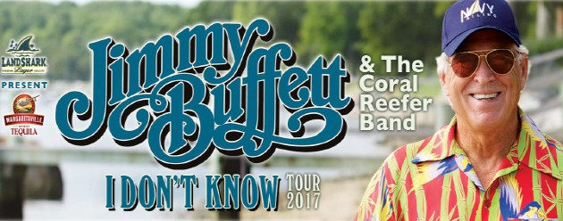 See Jimmy Buffet at Budweiser Stage