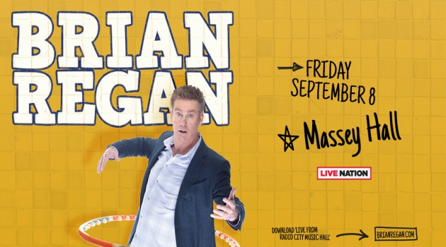 boombox Lunch – Win Tickets to See Brian Regan