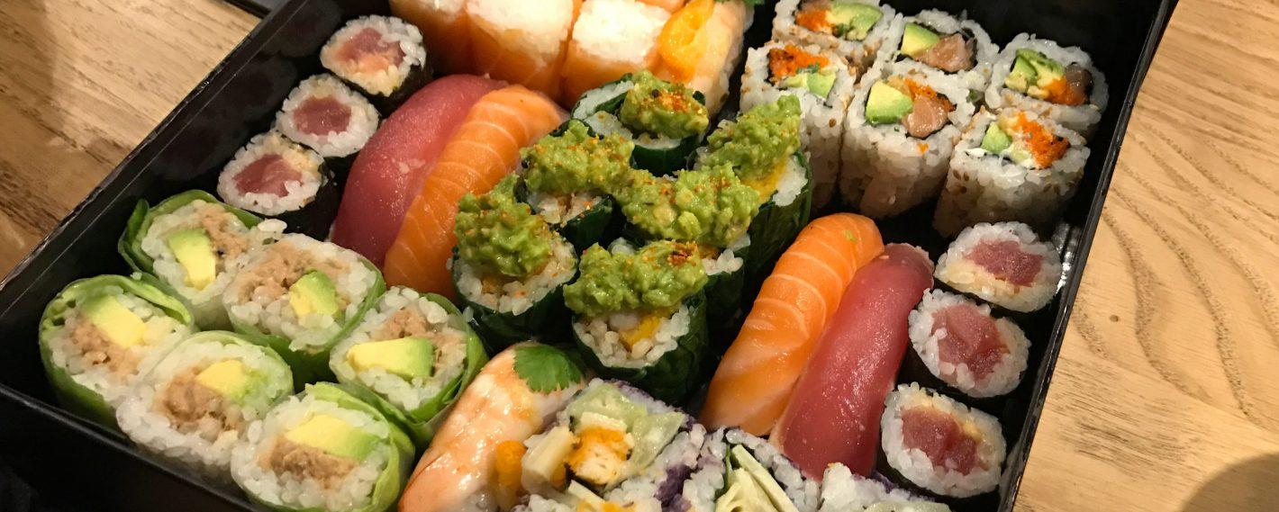 boombox Lunch – Win Sushi Shop Gift Card