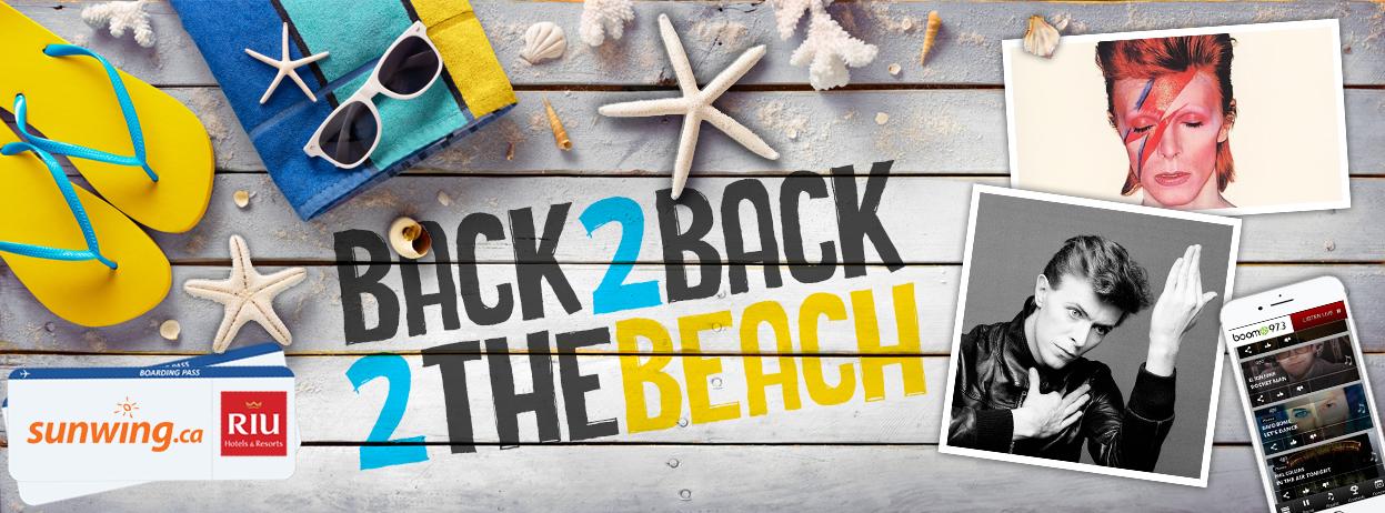 Back 2 Back 2 the Beach