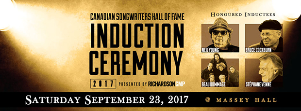 Boombox Lunch – Canadian Songwriters Hall of Fame