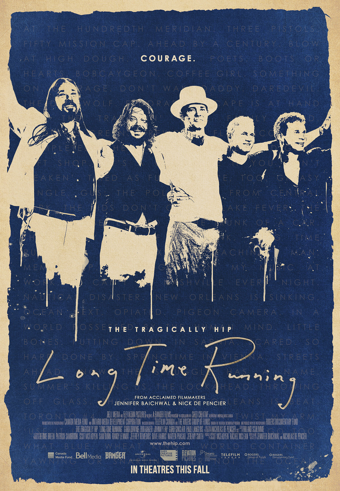 Win Tickets to Tragically Hip Documentary