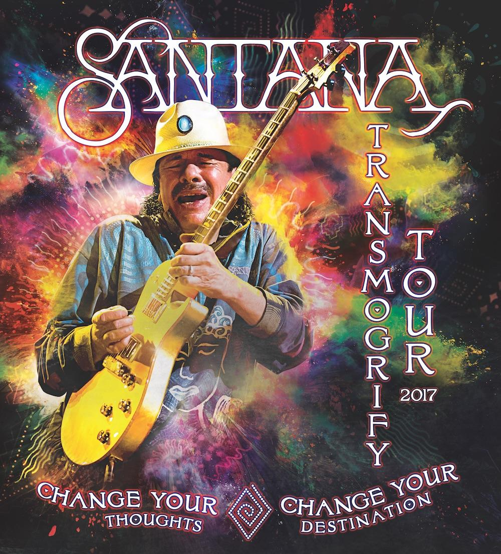 Boombox Lunch – See Santana Live in Concert!