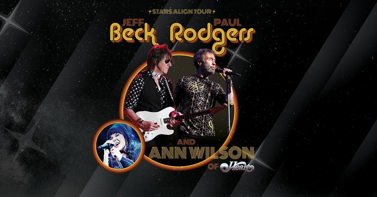 70s at 7 – See Jeff Beck & Paul Rodgers