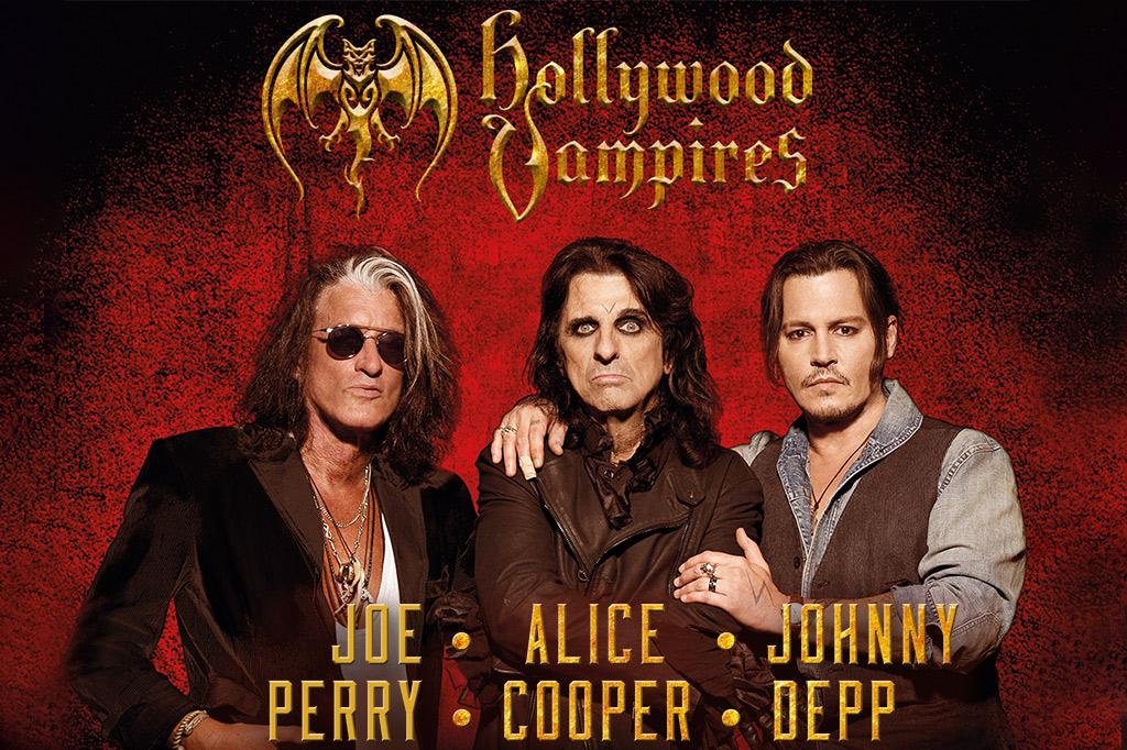 70s at 7 – Hollywood Vampires