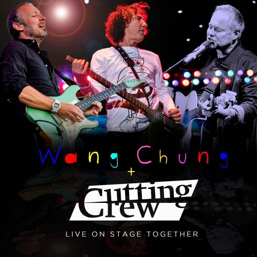 boombox Lunch – Cutting Crew and Wang Chung